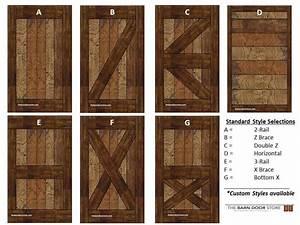 31 best barn doors images on pinterest barn doors With barn door blueprints