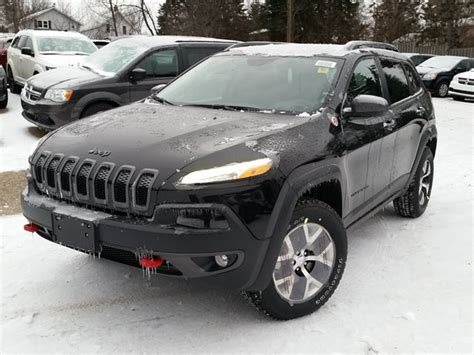 jeep cherokee trailhawk black rims 2016 jeep cherokee trailhawk black armstrong dodge new