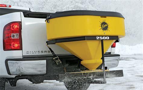 fisher  profile spreader dejana truck utility equipment