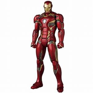 Medicom MAFEX No.022 The Avengers: Age of Ultron: Iron Man ...