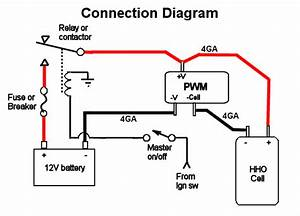 150a constant current pwm for hho electrolysis With pwm circuit for hho