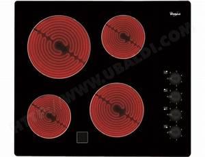 Plaque Vitro Céramique : whirlpool akm9010ne plaque vitroceramique pas cher ~ Melissatoandfro.com Idées de Décoration