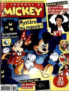 Le Journal De Mickey Abonnement : le journal de mickey n 3275 abonnement le journal de mickey abonnement magazine par ~ Maxctalentgroup.com Avis de Voitures