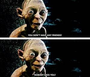 Smeagol Gollum Quotes. QuotesGram