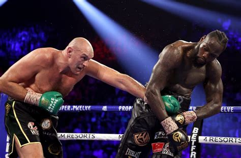 Deontay Wilder vs Tyson Fury 2