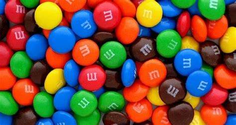The History Of M&m's Isn't As Sweet As You Think It Is