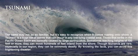 safety bureau tsunamis disasters downunder