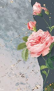 Download premium vector of Blank pink rose frame vector ...