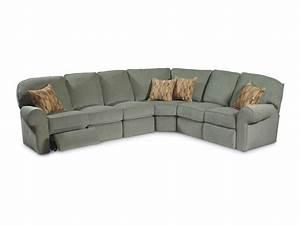 lane megan 4 piece reclining sectional sofa hudson39s With 4 piece recliner sectional sofa