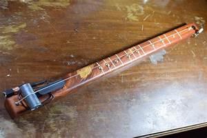 Diddly Bow By Madurobob  300 Year Old Eastern Red Cedar