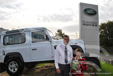 Yeovil Land Rover Wishes Murray Well On Rugby World
