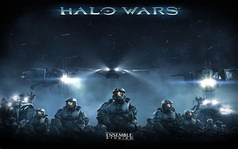 Halo Wars Game Wallpapers