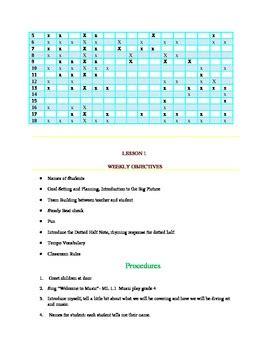 Lcm popular music theory grade 5 sheldon skinner: 4th grade Music Lesson Plans/Bundle by Easy2Plan | TpT