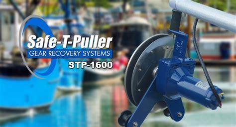 safe t puller alaska sports stp 1600 2pcu safe t puller comsafe t puller