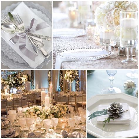 decoration mariage theme hiver ma d 233 coration de mariage passe 224 l heure d hiver mariage