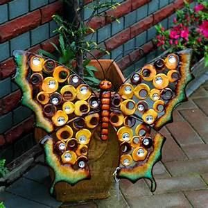 Online Buy Wholesale metal garden art from China metal
