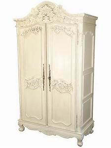 Armoire Bois Blanc : armoire bois blanc ~ Teatrodelosmanantiales.com Idées de Décoration