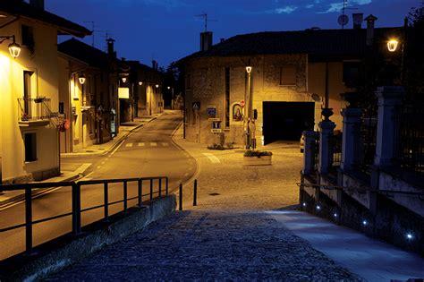 illuminazione udine illuminazione urbana comune di basiliano grimel