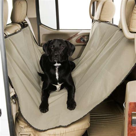 canine covers rear seat hammocks covercraft