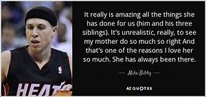QUOTES BY MIKE ... Mike Bibby Quotes