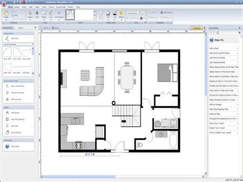 free floor plan designer draw house floor plans
