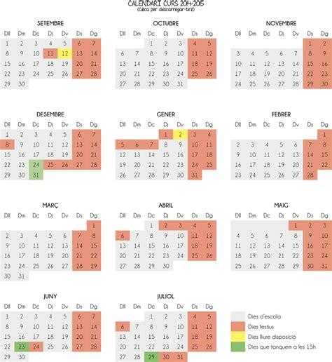 El nuevo año tiene un total de 11 días festivos a nivel nacional, dos menos que en 2020, de los cuales ocho se celebrarán de forma conjunta en todo el territorio nacional. Calendario Escolar Terrassa | calendario feb 2021