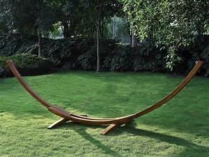 Support Hamac Castorama : support hamac bois hamac avec support bois 2 places ~ Voncanada.com Idées de Décoration