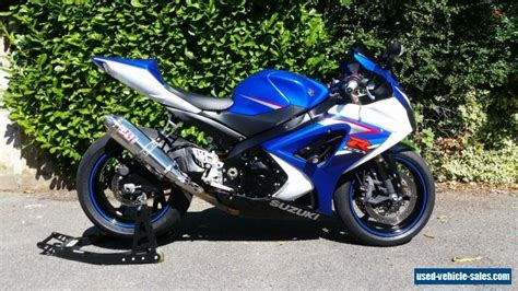 1000 Suzuki Gsxr For Sale by 2008 Suzuki Gsxr 1000 For Sale In The United Kingdom