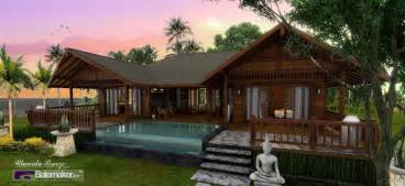 harmonious tropical style house plans tropical style house plans tropical island house plans