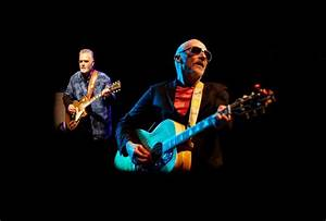 Graham Parker Duo Hits Westhampton Beach PAC On April 10 ...