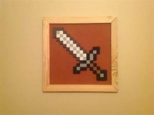 Minecraft Item Frame IRL! - Other Fan Art - Fan Art - Show ...
