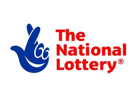 black stand national lottery logo logok