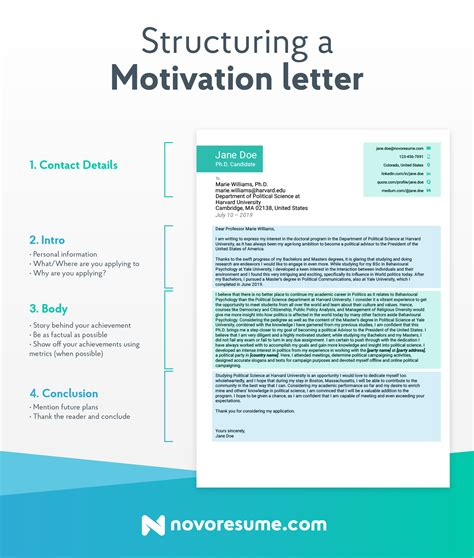 It comes under different names: How to Write a Motivational Letter and Get Accepted 2020