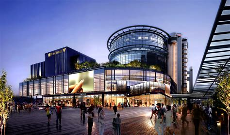 plan to build a house singpost is developing a futuristic shopping mall to house