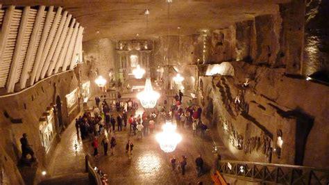 polonia la mina de sal de wieliczka youtube