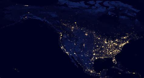 satellite photo united states  night asset planning pros