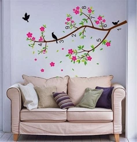 Wall Stickers For Living Room Flipkart by Wow Wall Stickers Pvc Removable Sticker Price In India