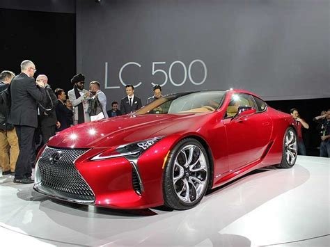 Must See Luxury Cars And Sedans At The 2016 Detroit Auto