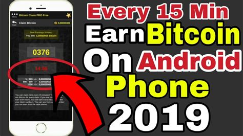 Buy & sell in cad add & withdraw funds without the headache. Every 15 Min Earn Bitcoin | No Investment | Android phone - YouTube