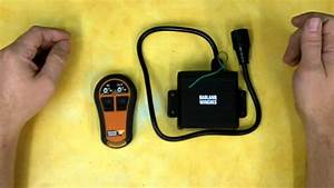 Harbor Freight Wireless Winch Remote Control Review Item