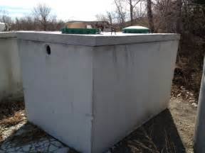 Concrete Septic Tank