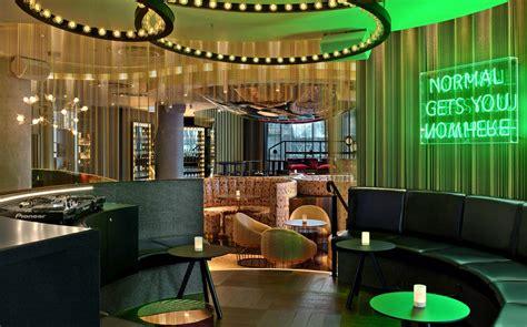 Bar W Hotel by Paolo Interiors 187 Perception Bar W Hotel