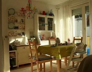 wohnzimmer 39mein kleines reich im landhausstil39 mein With balkon teppich mit landhaus tapeten schlafzimmer