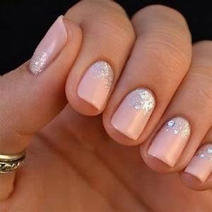 10 Popular Shellac Manicure Nail Art - Style Samba