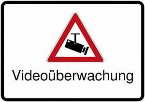 Warnschilder Selbst Gestalten : schilder f r sicherheit video berwachung alarm selbst gestalten ~ Orissabook.com Haus und Dekorationen