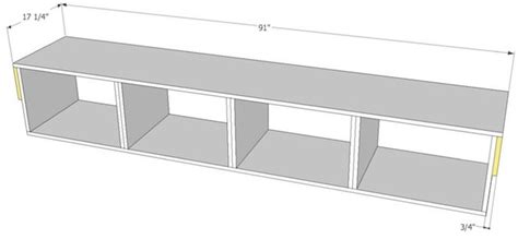 How To Build A Cabinet Base by Built In Window Seat Bench Plans Sawdust 174