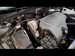 2006 Buick Lucerne Serpentine Belt Diagram