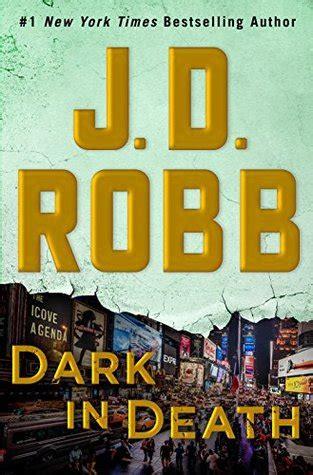 dark  death  death   jd robb
