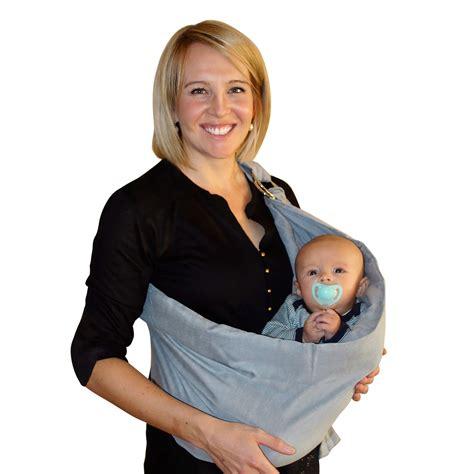 balboa baby dr sears adjustable sling grey dahlia baby