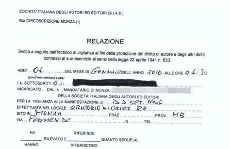sede siae roma cos 236 la siae ha rovinato il capodanno dell associazione di